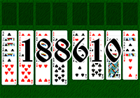 Solitaire №188610