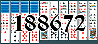 Solitaire №188672