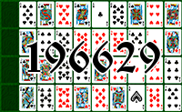 Solitaire №196629
