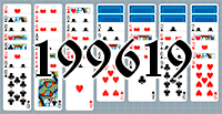 Solitaire №199619