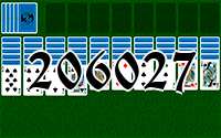 Solitaire №206027