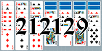 Solitaire №212129