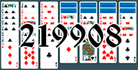 Solitaire №219908