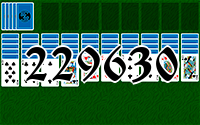 Solitaire №229630