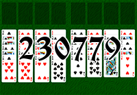 Solitaire №230779