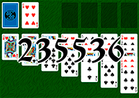 Solitaire №235536