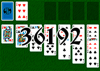 Solitaire №36192