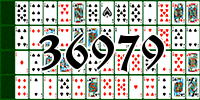 Solitaire №36979