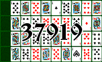 Solitaire №37919