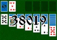 Solitaire №38019