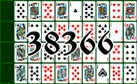 Solitaire №38366
