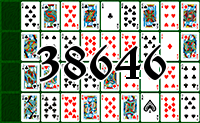 Solitaire №38646