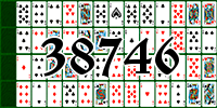 Solitaire №38746