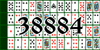 Solitaire №38884