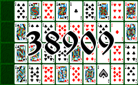 Solitaire №38909