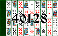 Solitaire №40128