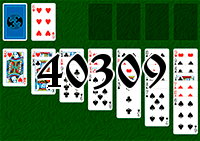 Solitaire №40309