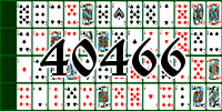 Solitaire №40466