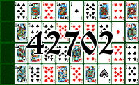 Solitaire №42702