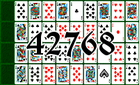 Solitaire №42768