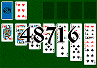 Solitaire №48716