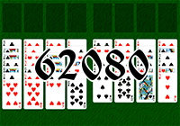 Solitaire №62080