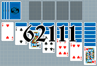 Solitaire №62111