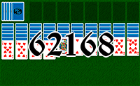 Solitaire №62168