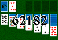 Solitaire №62182