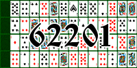 Solitaire №62201