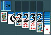Solitaire №62232