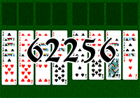 Solitaire №62256