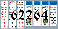 Solitaire №62264