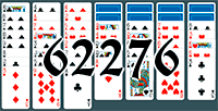 Solitaire №62276