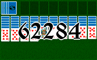 Solitaire №62284