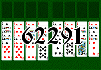 Solitaire №62291