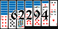 Solitaire №62294
