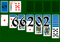 Solitaire №66202