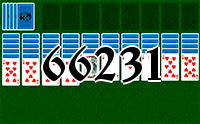 Solitaire №66231
