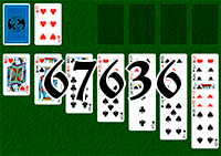 Solitaire №67636