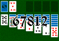 Solitaire №67812