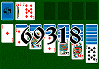 Solitaire №69318
