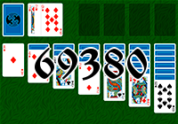 Solitaire №69380