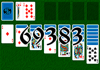 Solitaire №69383