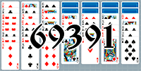 Solitaire №69391