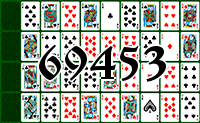 Solitaire №69453