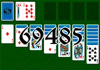 Solitaire №69485