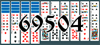Solitaire №69504