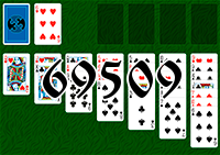 Solitaire №69509