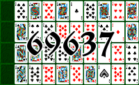 Solitaire №69637